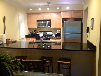 """Photo for Exceptional Location-All the amenities of home with 50"""" Hd TV, Wireless Internet"""