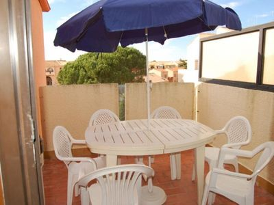 Photo for 1BR Apartment Vacation Rental in Port Leucate