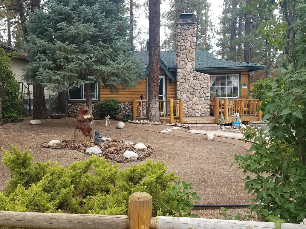 Classic Mountain Log Cabin Perfect For Rom Vrbo
