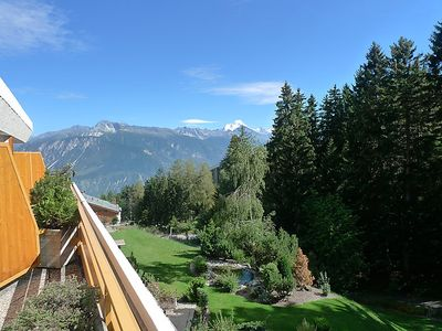 Photo for Apartment Terrasse des Alpes in Crans-Montana - 6 persons, 2 bedrooms