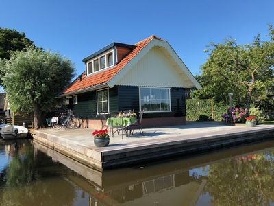 Photo for Nature house near Amsterdam Peace and beautiful view of private rental
