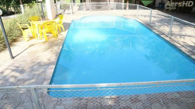 Photo for SWIMMING POOL WITH SWIMMING POOL, BARBECUE AND LARGE AREA GREEN