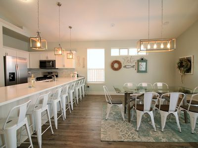 Photo for Beach Blessing, 6BR/5BA house with private pool!