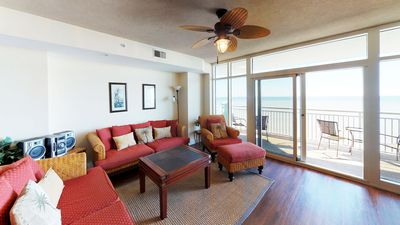 Photo for Amazing 4 Bedroom Unit with 180 Degree Sweeping Ocean Views!