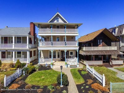 Photo for Beautiful Ocean Grove home 1/2 block from the beach
