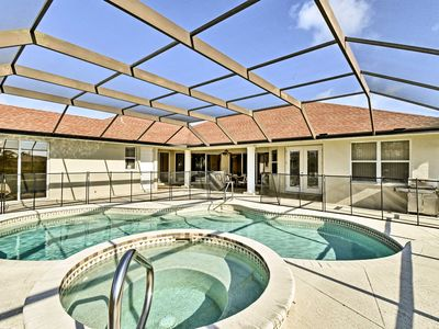 Photo for Punta Gorda House on 5 Acres w/ Private Pool!