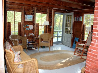 Photo for Boothbay Harbor Cottage, Dock Access, Tennis, Linekin Bay, Tidal Beach
