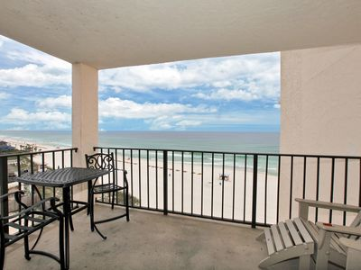 Photo for Budget Friendly - Direct Beach & Gulf Front, Club LaVela! Amenities Galore!