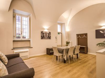 Photo for Cozy and Luxury Two Bedrooms Apartment near Navona Square