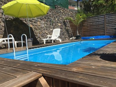 Photo for T2 WITH SWIMMING POOL, LARGE TERRACE, BARBECUE.