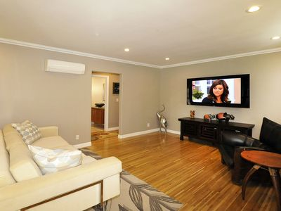 Photo for Beverly Hills Luxury Rental 2bd, 2ba with dedicated tandem parking