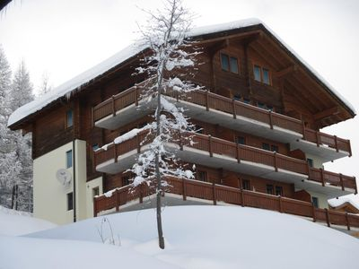 Photo for Holiday apartment Bellwald for 4 persons with 2 bedrooms - Holiday apartment