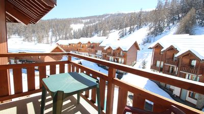 Photo for PARK WITH STARS -C405- WITH SWIMMING POOL AND SAUNA-Apt 4/6 p