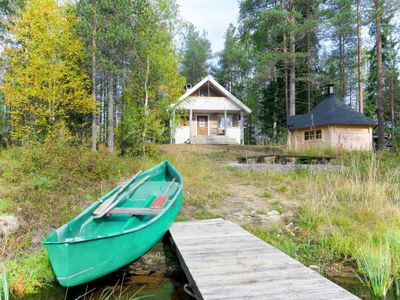 Photo for Vacation home Havukunnas (FIL140) in Taivalkoski - 5 persons, 3 bedrooms