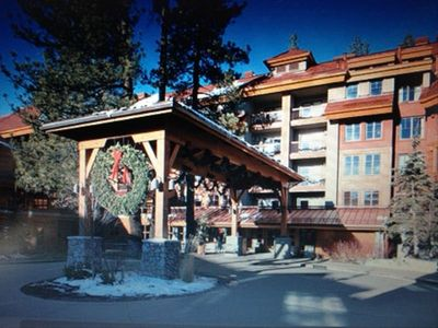 Photo for Luxury Resort Next to Gondola up to Heavenly Mountain