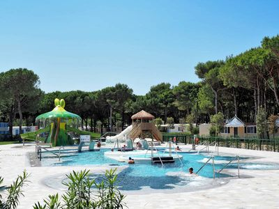 Photo for Apartment Camping Village Cavallino  in Cavallino, Adriatic Sea / Adria - 4 persons, 2 bedrooms