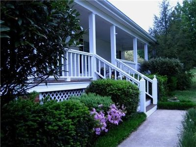 Photo for Beautiful country setting only 25 minute drive from downtown Nashville!