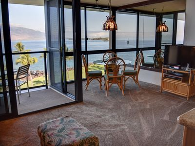 Photo for Unobstructed Views Of The Ocean And The West Maui Mountains