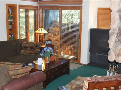 Photo for Spacious Snowcreek Condo 3BR+L/2.5BA