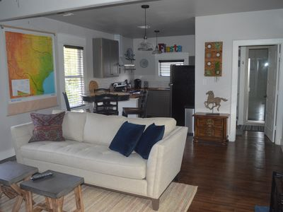 Photo for NEWLY LISTED! Carriage Apartment near Downtown, Pearl Brewery & Riverwalk