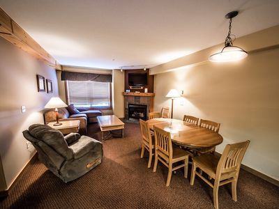 Photo for #305: 1 Bedroom + Den for 8 in Chateau Big White