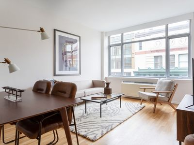 Photo for Sunny 1BR in Chelsea by Sonder