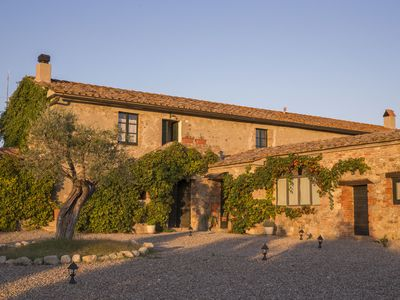 Photo for Your Luxury Villa in Val d'Orcia