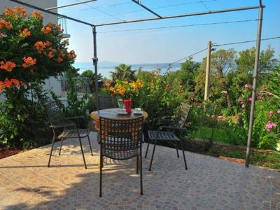 Photo for Holiday apartment Dramalj for 1 - 6 persons with 3 bedrooms - Multistorey holiday home/maisonette