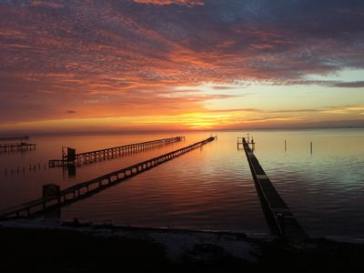 Photo for Newly Built, Waterfront (Aransas Bay) Home, Family Friendly