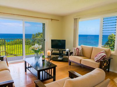 Photo for Ali'i Kai 7204 - Great family vacation spot right on the bluff, granite countertops, bamboo floors