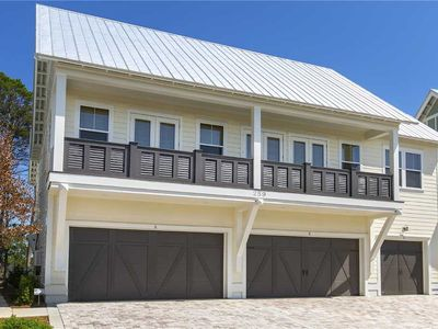 Photo for SeaSet Skies - Prominence Subdivision, 30A, Community Pool, Fitness, and Beach Tram!