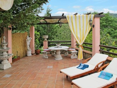 Photo for Apartment The Charming Terrace  in Imperia, Liguria: Riviera Ponente - 2 persons, 1 bedroom