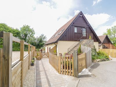 Photo for STABLE LOFT, family friendly, with a garden in Winscombe, Ref 997600