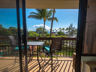 Photo for Lovely Ocean View Condo Across Charley Young Beach