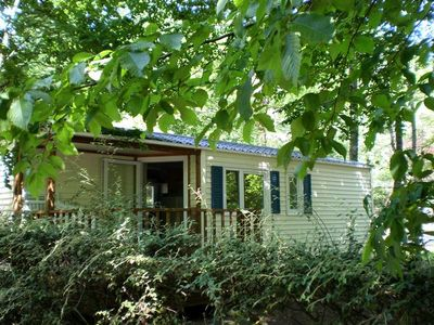 Photo for Camping Lac des Vieilles Forges *** - Cottage 3 Rooms 4 Persons