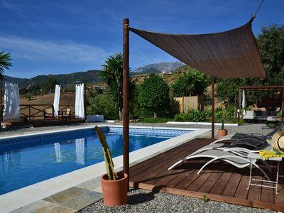 Photo for The African House, Andalusian getaway between Malaga and Rond