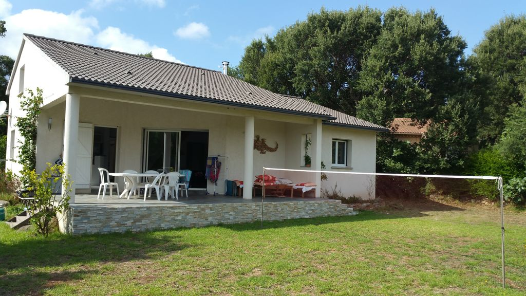 Modern Air Conditioned House For 6 People Pietracorbara 500 M From
