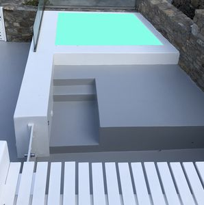 Photo for villa3 with heated jacuzzi Intercasa
