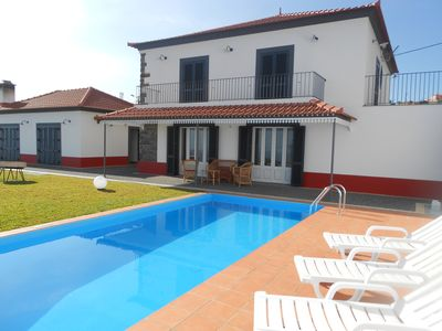 Photo for Casa Pereira with SNOOKER, WIFI, BBQ and Heated swimming POOL