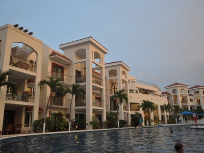 Photo for 3000sq Ft Penthouse Condo In Secured Gated Community Of Playacar