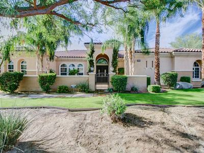 Photo for Private Gated Designer Decorated La Quinta/Indio Home