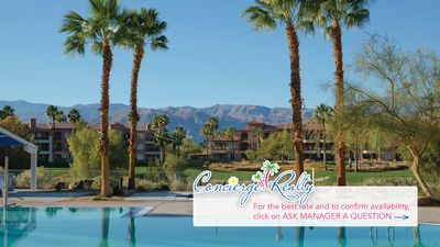 Photo for Marriott's Shadow Ridge in Palm Desert. Spacious Studio. Reserve today!