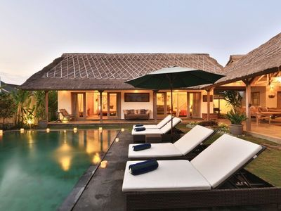 Photo for 3BR Nicely Villa behind Oberoi Seminyak