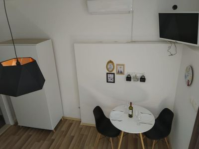 Photo for Studio flat with air-conditioning Tribunj (Vodice)