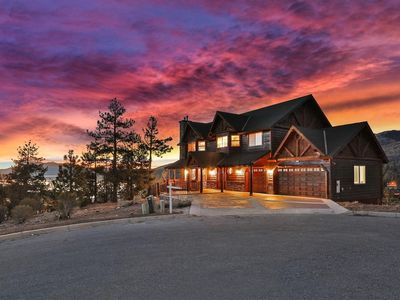 THE MOST INCREDIBLE LAKE VIEWS IN BIG BEAR and CENTRAL AIR CONDITIONING