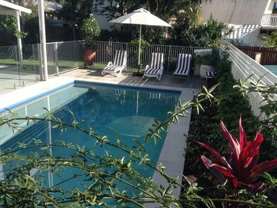 Photo for Beach Retreat ideal for couples in quiet location close to town.