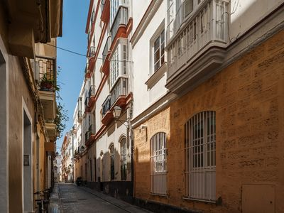 Photo for In perfect location and with roof terrace - Apartamento Rosario Cepeda