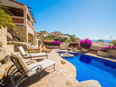 Photo for Hacienda Edith - Great Vacation Value In Pedregal! Charming Villa with Views!
