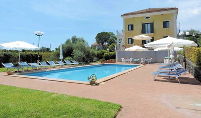 Photo for Villa Sciare Modò - two-room apartment n. 1 ground floor with furnished terrace