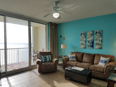 Photo for Beachfront Getaway for Four
